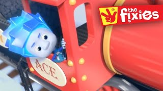 The Fixies English ★ The Electric Train More Full Episodes ★ Fixies English | Videos For Kids
