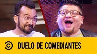 Chaparro Salazar VS Javier Villalvazo | Duelo De Comediantes | Comedy Central LA
