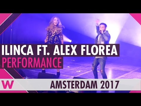 "Ilinca ft. Alex Florea ""Yodel It!"" (Romania 2017) LIVE @ Eurovision in Concert 2017"