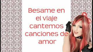 Video Canciones de amor Eiza Gonzalez
