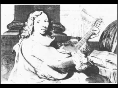 Baroque Guitar: Richard MacKenzie; Passacagli&Alemanda in G Minor by Giovanni Battista Granata