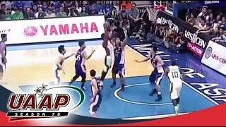 UAAP 78: DLSU vs ADMU Game Highlights