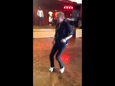 Australian Man Dancing To A Nigerian Song, Check It Out. video