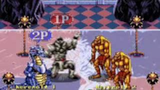Mutant Fighter Arcade Co op Playthrough