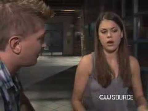 Lindsey Shaw from Aliens in America - A real prankster! Video