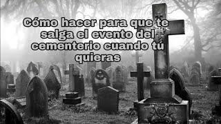 Grim soul  como hacer que te aparezca el evento del cementerio