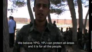 10 Arabs From One Family Join YPG, YPJ