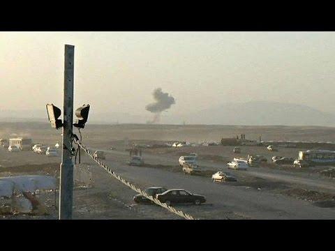 ABD IŞID'i hava saldırılarıyla vurdu