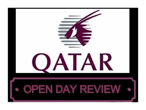 Open & Assessment Day - Qatar Airways Cabin Crew/Flight Attendant Interview Day Review