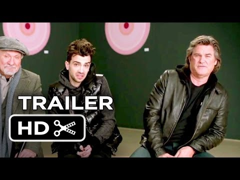 The Art of the Steal Official Trailer #1 (2014) - Kurt Russell, Jay Baruchel Movie HD