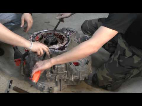 Prius Synergy Drive Full Tear down