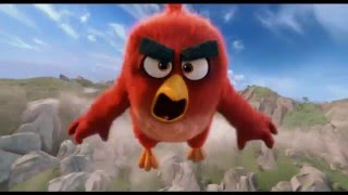THE ANGRY BIRDS movie International Trailer - Hindi