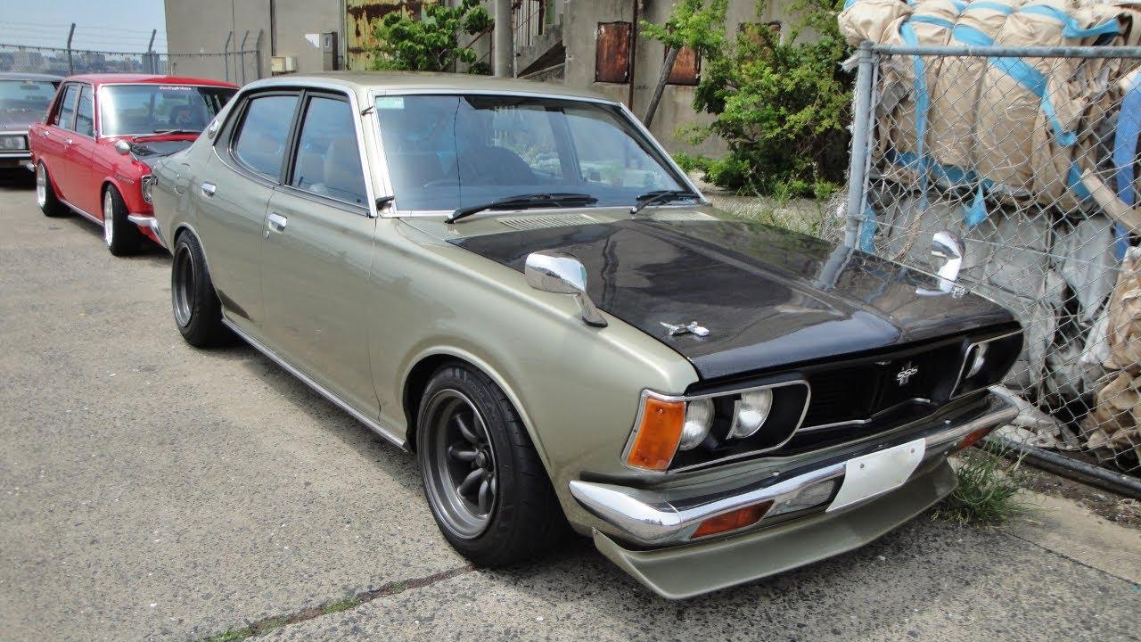 Spotted: A 610 Datsun Bluebird SSS - Old school JDM goodness - YouTube