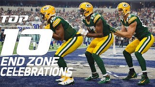 Top 10 End Zone Celebrations of 2017 | NFL Films