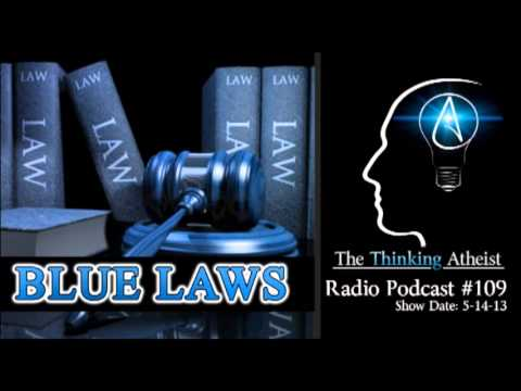 TTA Podcast 109: Blue Laws