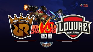[ LIVE ] • FINAL!!! IGC 2018 RRQ.O2 VS BTR LOUVRE - MOBILE LEGENDS