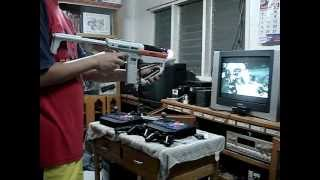 Resident Evil 5 Playstaion Move Sharp Shooter