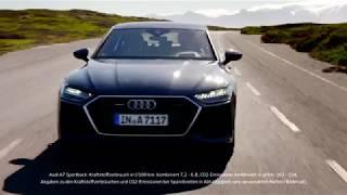 Audi A7: deportividad y confort en su expresión más bella