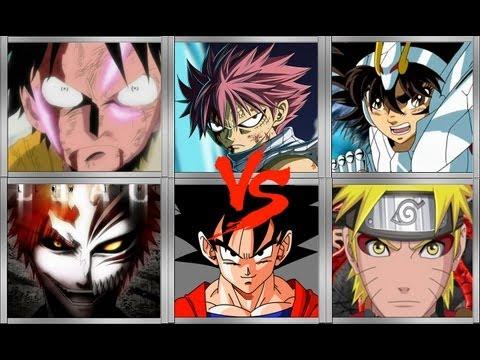 Batalla de Titanes - Protagonistas