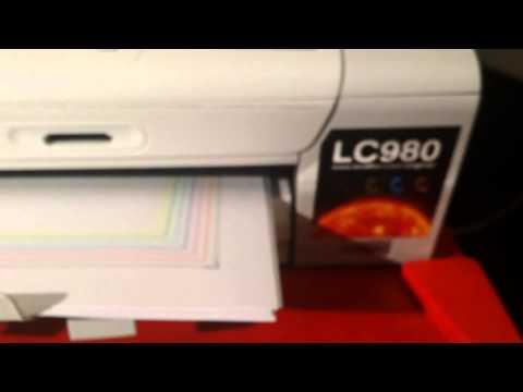 Brother DCP-195C ISO-Geschwindigkeit