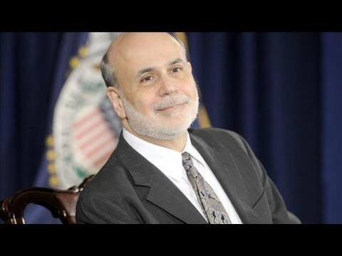 Ben Bernanke Lands New Job, and More