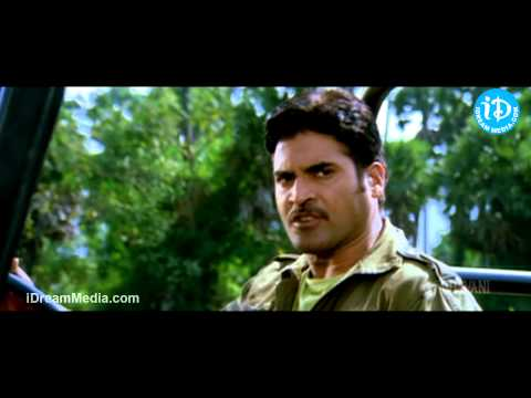 Krishnudu, Subbaraju Nice Scene - Pappu Movie video