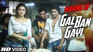 Making Of Gal Ban Gayi Urvashi Rautela Vidyut Jammwal Meet Bros Sukhbir Neha Kakkar Honey Singh