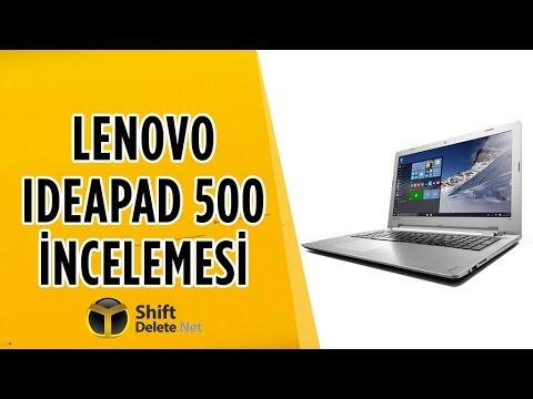 Lenovo Ideapad 500 İnceleme