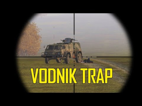 DayZ Vodnik Trap - Breaking Point - Vodnik Run Part 2