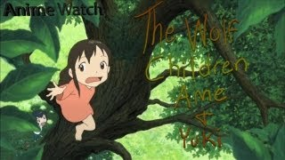 The Wolf Children Ame and Yuki - Anime Watch - Wolf Children - Ookami Kodomo no Ame to Yuki