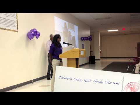 Milwaukee Collegiate Academy Ribbon Cutting: Poetry Reading