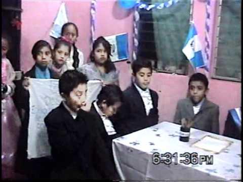 Acta de Independencia Parte 1- Escuela Perez Guisasola