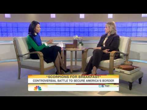 Arizona Governor Jan Brewer's Feisty Interview on the TODAY Show