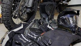 Mes 10 équipements indispensables pour rouler l'hiver en moto