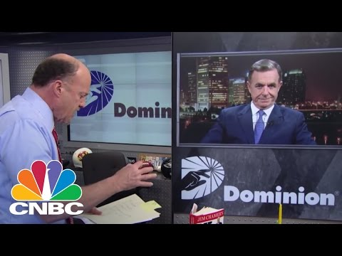 Dominion Resources CEO: Pipeline Profits | Mad Money | CNBC