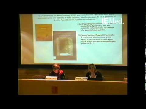 Isabella Camera d'Afflitto - El poder predictivo de la literatura árabe