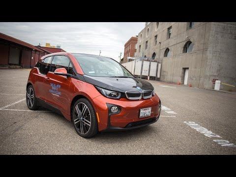 Testiranje BMW-a i3
