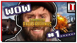 Wow I Can't Believe I Came #1! ... (+18) | Player Unknown's Battlegrounds