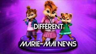 Marie-Mai - Différents - Version chipmunks