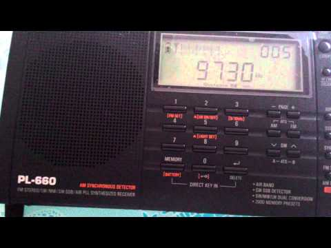 Radio Myanmar In English on 9730Khz