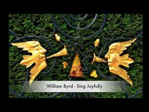 Бёрд Уильям - Sing joyfully