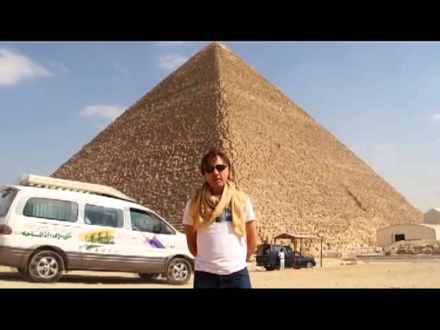Nuevos descubrimientos en la Gran Pirámide, 2011