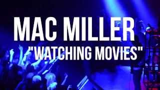 "Mac Miller Collapses While Performing ""Watching Movies"" - #DimplezTV"