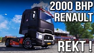 REKT! - 2000bhp Renault (Livestream Highlight)