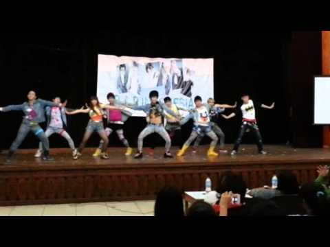 Wonder Generation Indonesia - Dancing Queen + I Got A Boy (snsd Dance Cover) video