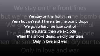 Download Lagu Tamar Braxton - Love & War (With On Screen Lyrics) HD Gratis STAFABAND