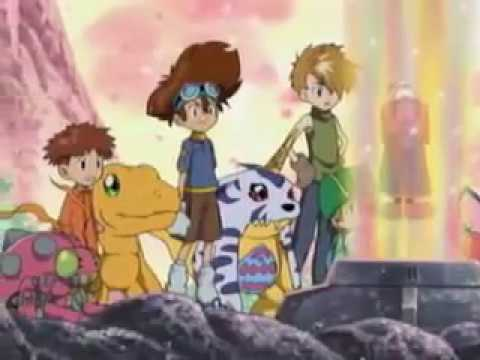 Digimon Adventure  Final video
