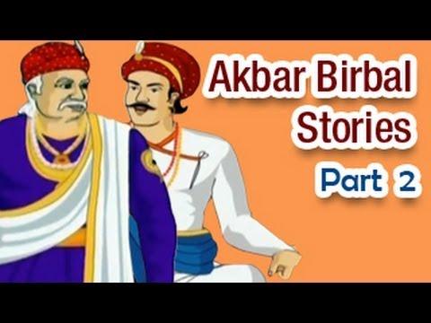 Akbar Birbal Hindi Animated Story - Part 2 6 video