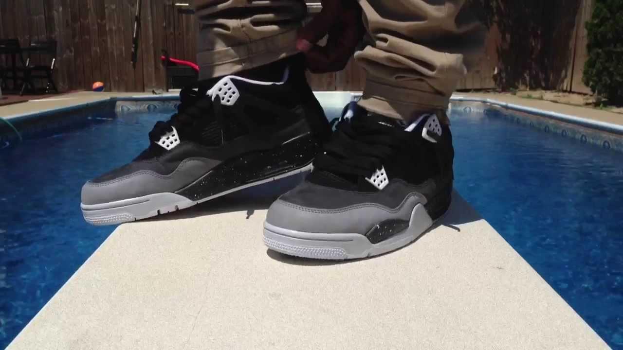 Jordan Fear 5 On Feet