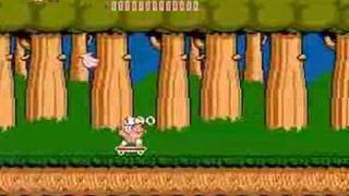 Adventure Island NES speed run 39_41 (Part 1)